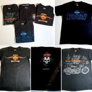 Harley Davison motorcycle T-shirts  adult small
